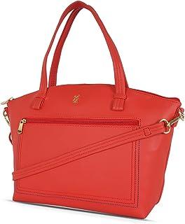 Baggit Women's LXE Zeep E Diego Poppy Red (Red) M2
