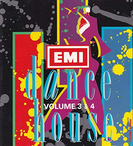 EMI Dancehouse Volume 3 & 4 - 2-CD - Special Limited Edition