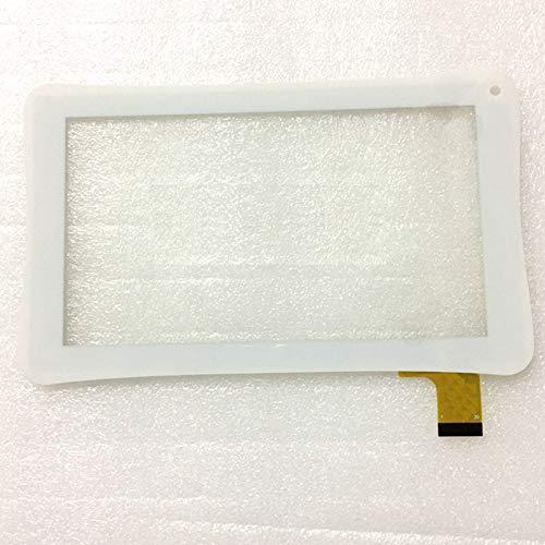 Blanco Color EUTOPING ® De Nuevo 7 Pulgadas Pantalla tactil Digital La sustitución de para 7