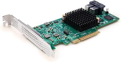 12G Internal PCI-E SAS/SATA HBA RAID Controller Card, Broadcom's SAS 3008, compatible for SAS 9300-8I