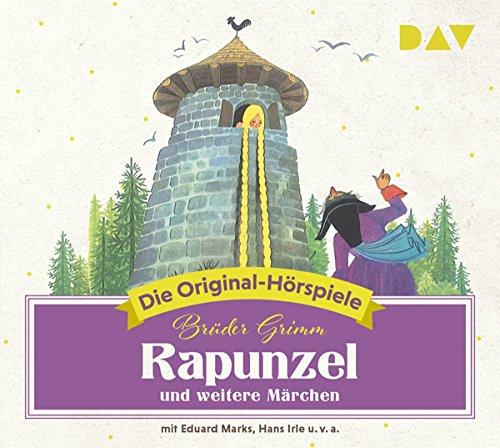 Rapunzel und weitere Märchen: Die Original-Hörspiele (1 CD)