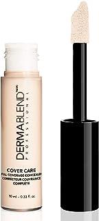 کانسیلر Dermablend Cover Care ، آرایش و اصلاح کننده پوشش کامل برای حلقه های تیره زیر چشم ، آکنه
