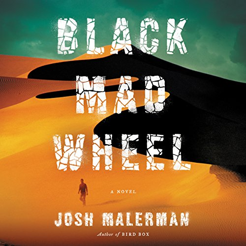 Black Mad Wheel audiobook cover art