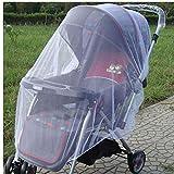 PiniceCore Verano Mosquito del Cochecito Neta de la Cama del cordón de Seguridad del Coche de bebé del Carro de Insectos Mosquitera
