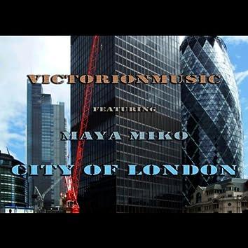 City of London (feat. Maya Miko)