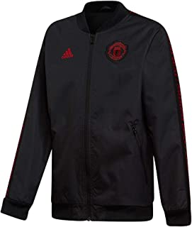 best cheap 718df 40187 adidas Youth Manchester United Anthem Jacket 20182019