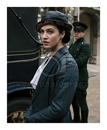Downton Abbey (TV) Jessica Brown Findlay 10x8 Photo