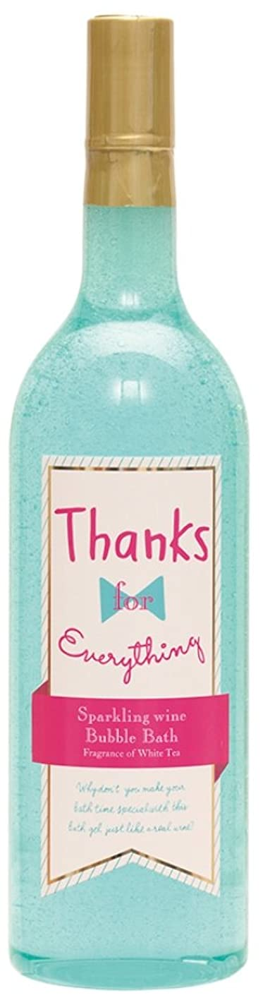 力学ビタミン市場ノルコーポレーション 入浴剤 バブルバス スパークリングワイン 大容量 810ml ホワイトティーの香り OB-WIB-5-2