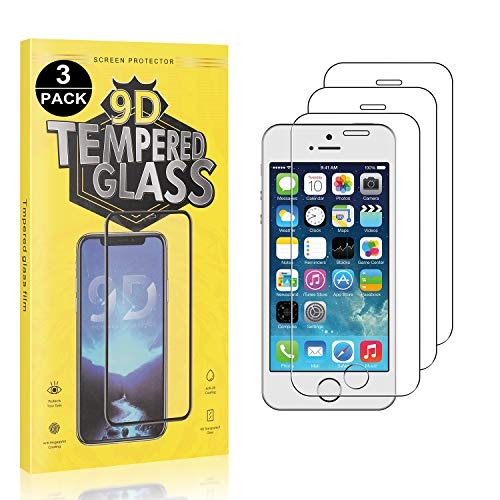 iPhone 7 CUSKING 9H Hardness Abrasion Resistance Anti Scratch Screen Protector for Apple iPhone 6 //6s //7//8 iPhone 8 Screen Protector Tempered Glass iPhone 6 iPhone 6s 1 Pack