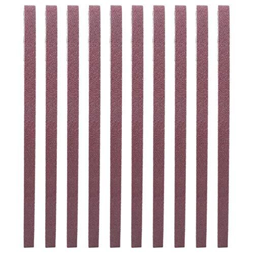 Banda De Lijado, Pulido De Muebles Alto Rendimiento De Pulido Eliminación De óxido Aluminio Para Pulir(150#)