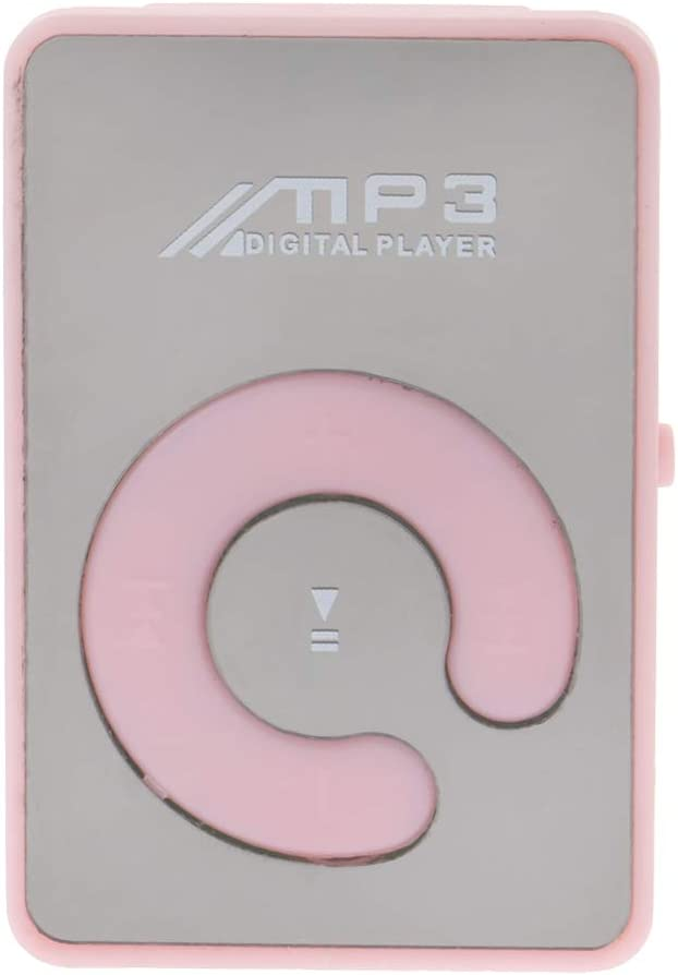 MagiDeal Mini Fashion Clip USB Free shipping on posting reviews HiFi Player Support MP3 Outdoor Over item handling ☆ P
