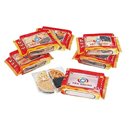 ベトナムお土産   ベトナム ナッツウエハースミニ 6袋セット