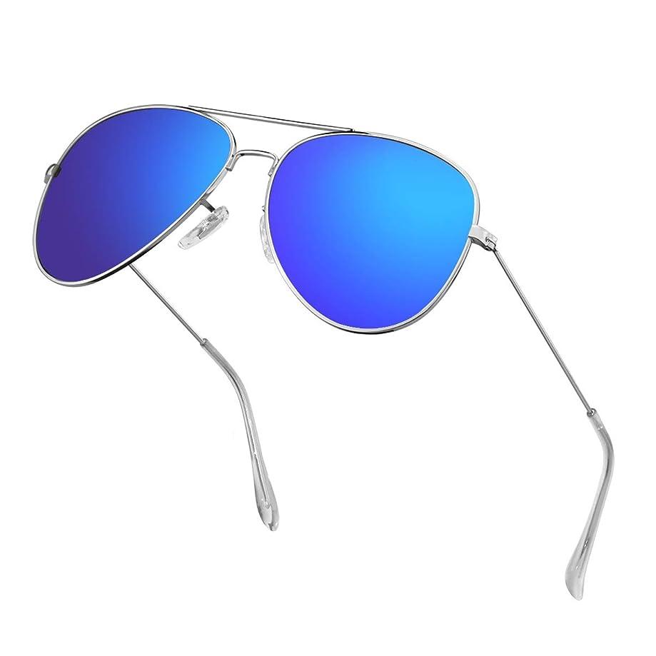 Polarized Aviator Sunglasses for Men/Women Metal Mens Sunglasses Driving Sun Glasses