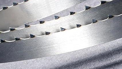 Lames de Scie /à Ruban 2240mm x 20mm x 4TPI x 0.5mm pour MAKITA Gamme Pr/émium