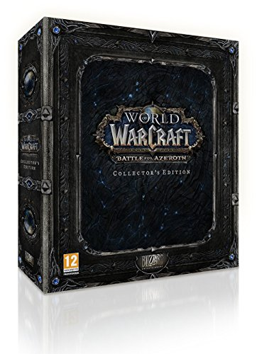World of Warcraft - Battle for Azeroth - Collector's Edition - PC