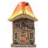 Fairy Door for Trees: Miniature Door That Opens   Magical Fairy Garden Supplies   Gnome Garden Accessories for Outdoor Use   Mushroom Garden Decor