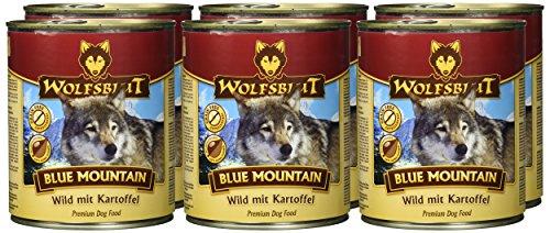 Wolfsblut Blue Mountain, 6er Pack (6 x 800 g) - 5