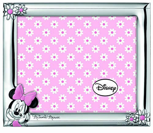 Valenti&Co_Cadre Photo Argent_Minnie Mouse_Disney_21 x 17 cm