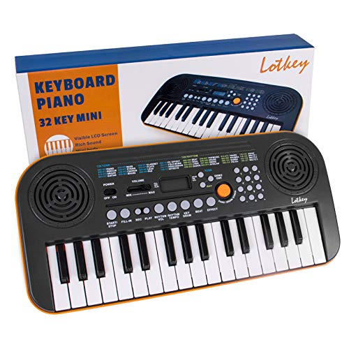 32 Mini Keys Electric Keyboard Electronic Piano Keyboard Kids Musical Instruments