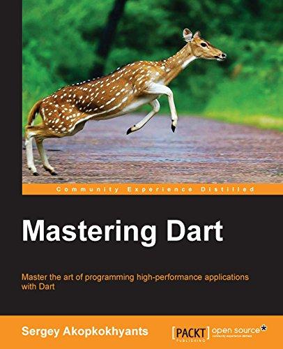 Mastering Dart (English Edition)