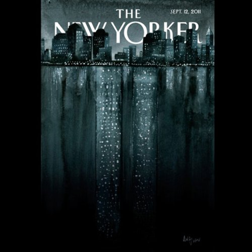 The New Yorker, September 12th 2011 (Jonathan Safran Foer, Daniyal Mueenuddin, George Packer) cover art