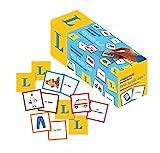 Langenscheidt Memo-Spiel 'Wie heißt das?' - Memo-Spiel in einer Box mit 200 Karten und Spielanleitung: Spielerisch Deutsch lernen (Langenscheidt Memo-Spiele)