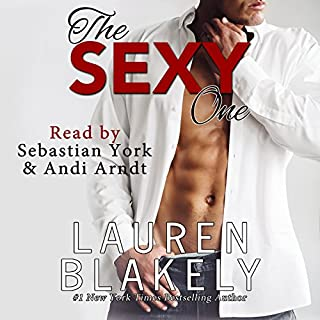 The Sexy One                   By:                                                                                                                                 Lauren Blakely                               Narrated by:                                                                                                                                 Andi Arndt,                                                                                        Sebastian York                      Length: 5 hrs and 9 mins     3,188 ratings     Overall 4.5