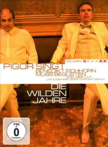 Pigor & Eichhorn - Die wilden Jahre (Werkschau 2,3,4) [2 DVDs]