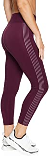 Rockwear Activewear Women's Ag Reflective Logo Tight from Size 4-18 for Ankle Grazer Medium Bottoms Leggings + Yoga Pants+ Yoga Tights