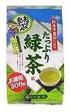 土倉 おばあちゃん家のたっぷり緑茶 300g