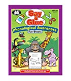 Say & Glue Phonological Awareness Fun Sheets