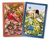 Springbok Floral Friends Bridge Playing Cards