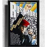 Wxueh Rushmore Movie Classic Posters E Impresiones Arte De La Pared Lienzo...