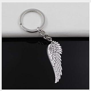 Porte-clés d'ailes d'ange