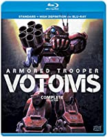 装甲騎兵ボトムズ 完全版 SD+HD コレクション (TV版全52話+総集編6作+OVA計29話)[Blu-ray リージョンA](輸入版)