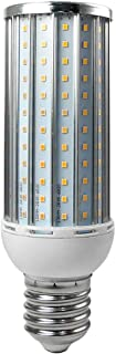 MENGS E40 Bombillas LED 35W Lámpara LED, Equivalente 280W Halógena lampara LED, blanco cálido 3000K, 3500LM, AC 140-265V luces LED
