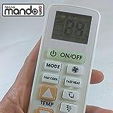 Mando Aire Acondicionado Mundo Clima - Mando a Distancia Compatible 100% con Aire Acondicionado MUNDOCLIMA. Entrega en 24-48 Horas. MUNDOCLIMA Aire