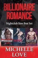 Billionaire Romance: Nightclub Sins Box Set