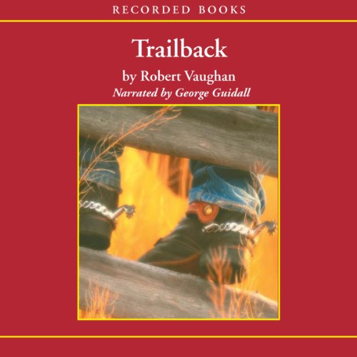 Trailback audiobook cover art
