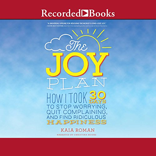 The Joy Plan cover art