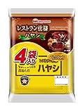 ニッポンハム レストラン仕様 ハヤシ お徳用 135g×4