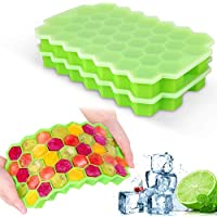 2-Pack Ice Cube Trays with Lids
