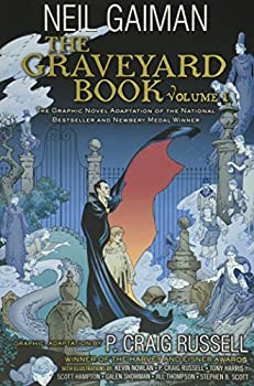 The Graveyard Book Graphic Novel  Volume 1