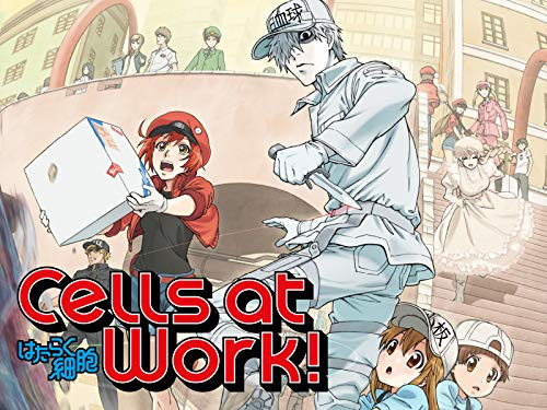 Cells at work! ✅