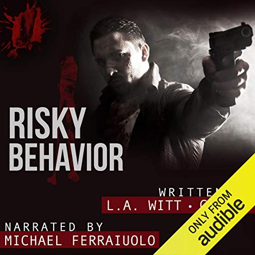 Couverture de Risky Behavior