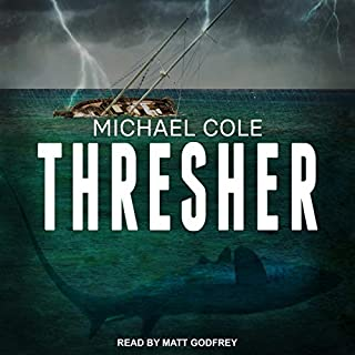 Thresher audiobook cover art