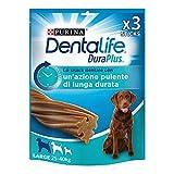 Purina DentaLife Snack Dental para Perro Grande DuraPlus Large 5 x 243g - 5 Stick