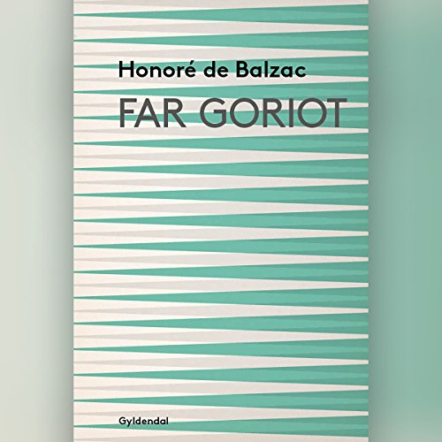 Far Goriot audiobook cover art