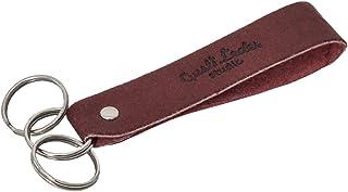 Gusti Leder /'Shelton/' Schlüsselanhänger Schlüsselbund Schlüsselring Vintage