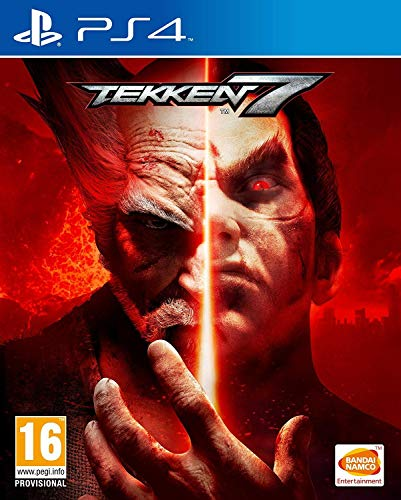 Tekken 7 [PSVR Compatible] PS4 [